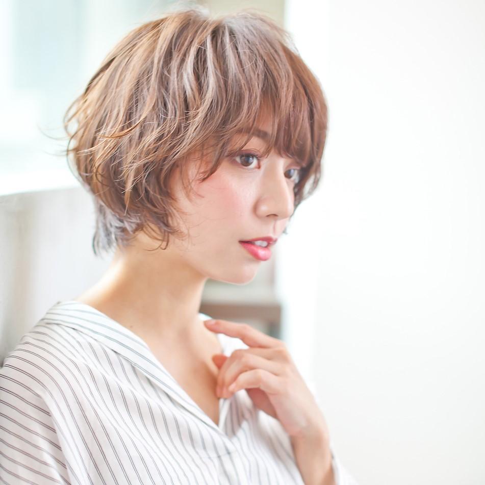 ≪大人女子の為の≫ レディーライクショートヘア